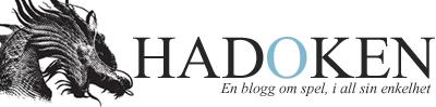 HADOKEN! En blogg om spel med recensioner & Krönikor med mera logo