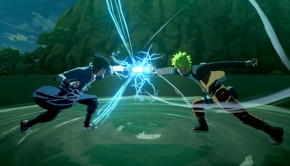 Naruto Shippuden, Ultimate, Ninja, Storm, Recension, Screenshot