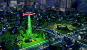 Sim City, Recension, EA, Maxis, Screenshot, Katastrof, Disaster, 2013