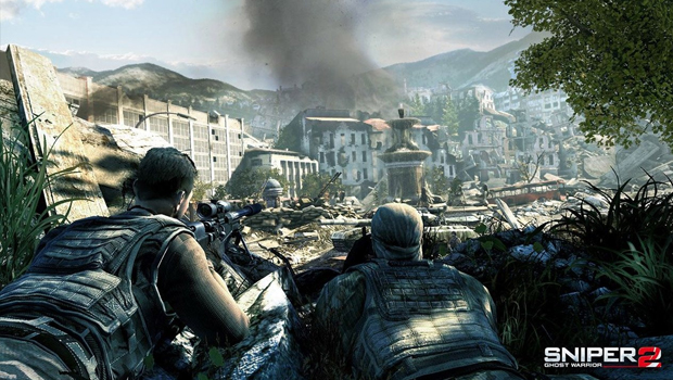 Sniper Ghost Warrior 2, Recension, Review, Screenshot, Bild, Image