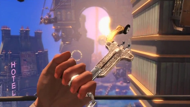 Bioshock Infinite, Screenshot, Recension, Betyg, Sky Hook