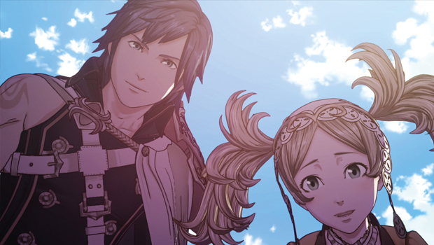 Fire Emblem, Awakening, Chrom, Lissa, Recension, Betyg, Review, Nintendo 3DS,