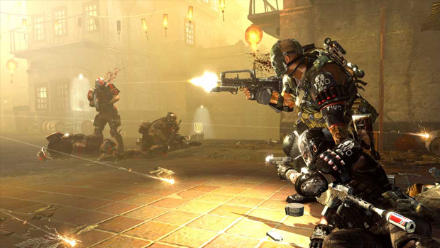 Army of Two, Devils Cartel, Screenshot, Bild, Recension, Review