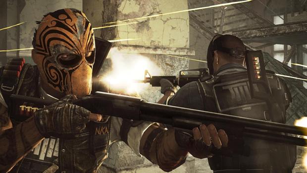Army of Two, devils cartel, screenshot, Bild, Co op, Recension