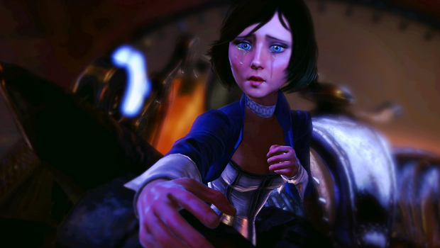 Bioshock Infinite, Elizabeth, Screenshot, Recension, Betyg, Review