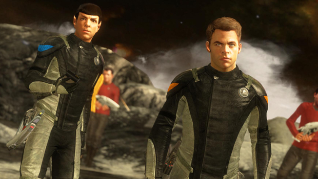 Star Trek 2013, Game, Spel, Xbox  360, PS3, Screenshot, Recension, Review