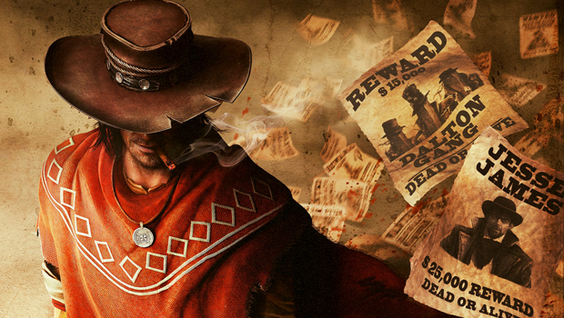 call of juarez, gunslinger, recension, videorecension, review,