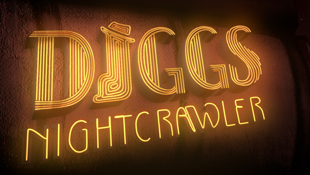 Diggs, Night Crawler, Recension, Betyg, PS3, Review, PS MOVE,