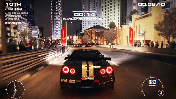 Grid 2, Recension, Xbox 360, PS3, PC, Racing