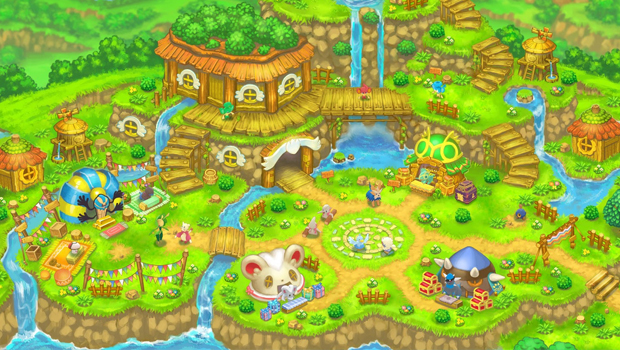 Pokemon, Mystery Dungeon, Nintendo 3DS, Recension,
