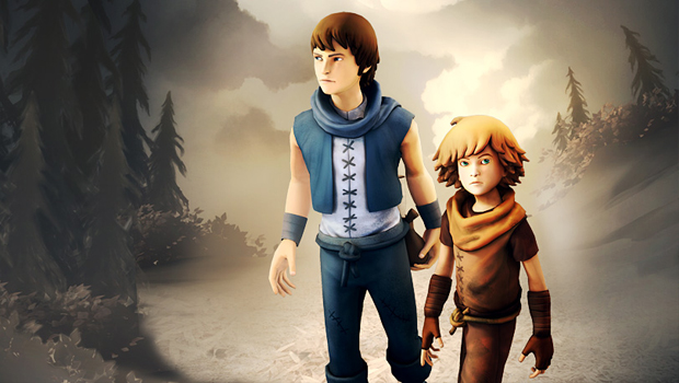 Brothers, A tale of two sons, game, Fares, Game, Spel, Recension, Screenshot