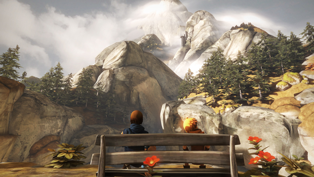 Brothers, A tale of two sons, game, Fares, Game, Spel, Recension, Screenshot, Bench