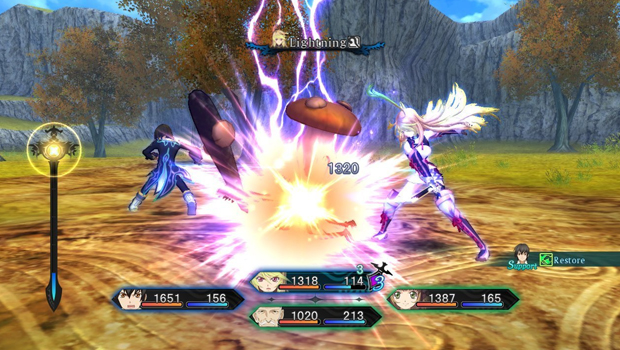 Tales of Xillia, Fight, Battle, Review, Recension, RPG, PS3, Playstation 3