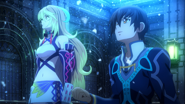 Tales of Xillia, PS3, Playstation 3, jRPG, RPG, Recension, Review