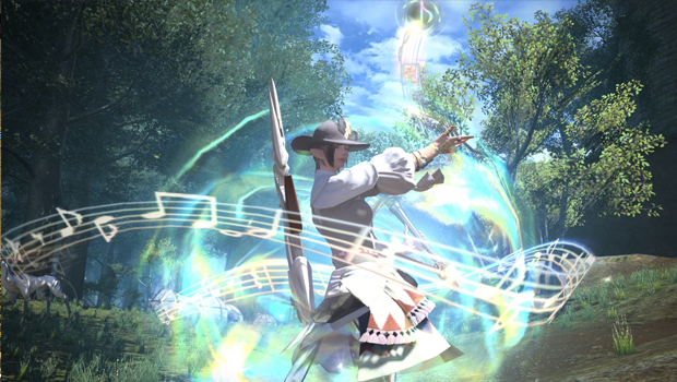 final fantasy a realm reborn, screenshot, dance, music, song