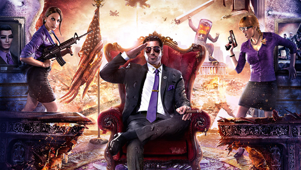 Saints Row, 4, IV, Recension, Review, Betyg