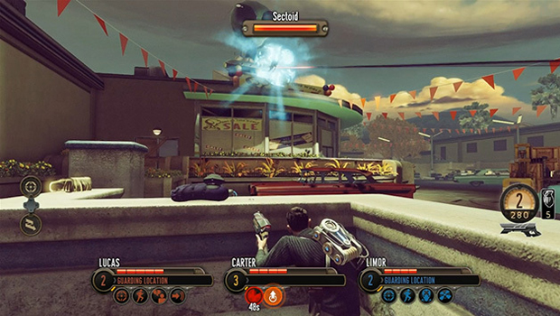 Bureau Xcom Declassified, Header, Image, Screenshot, Recension, Review