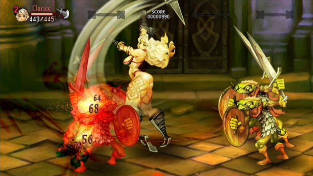 Dragons Crown, Logo, Header, PS Vita, PS3, Screenshots, Review, Recension