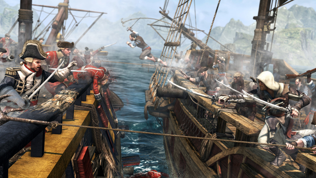 Assassins Creed IV, Black Flag, Boarding, Bordning, Skepp, Fartyg, Båtar,
