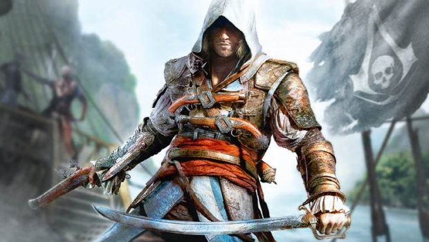 Assassins Creed IV, Black Flag, Recension, Omslag, Cover