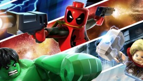 Lego Marvel Super Heroes, PS3, Recension, Review, Cover, Betyg, Spel,