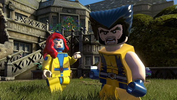 Lego, Marvel Super Heroes, Screenshot, Recension, Wolverine