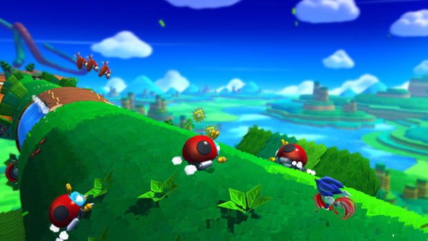 Sonic, Lost World, 3DS, Wii U, Recension, Review